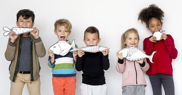 Rybí tuk pre deti s príchuťou - jednoduché užívanie a spoľahlivé účinky