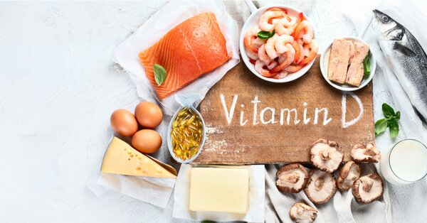 Viete, ktoré potraviny obsahujú vitamín D, a jete ich dostatok?
