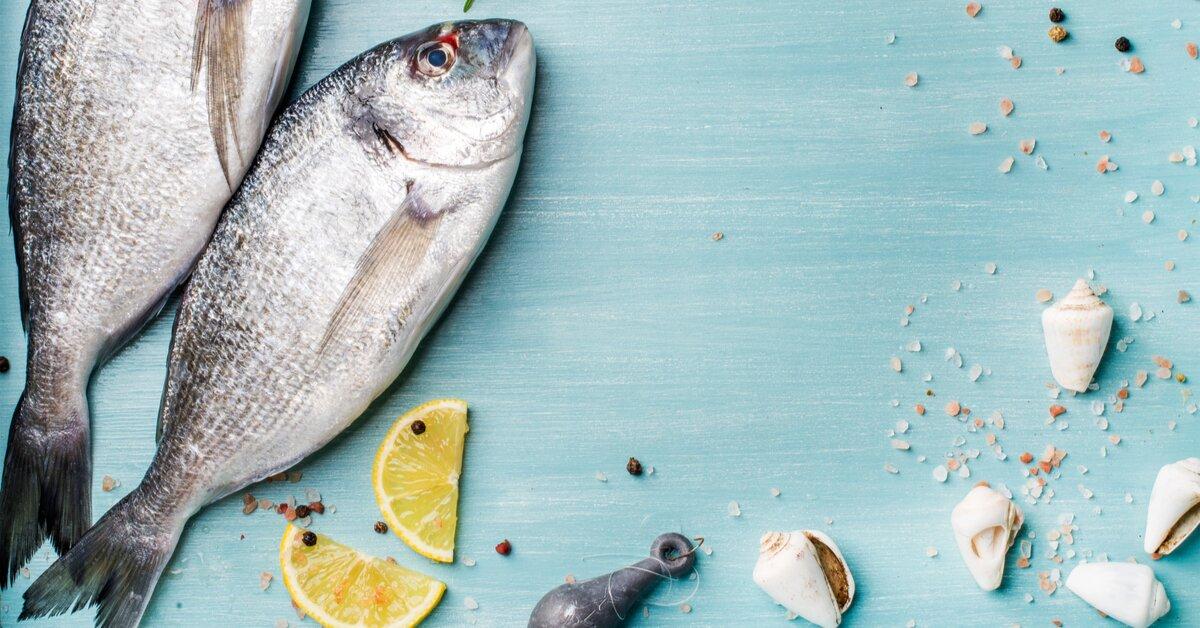 Morské ryby – sú lepšie ako sladkovodné ?