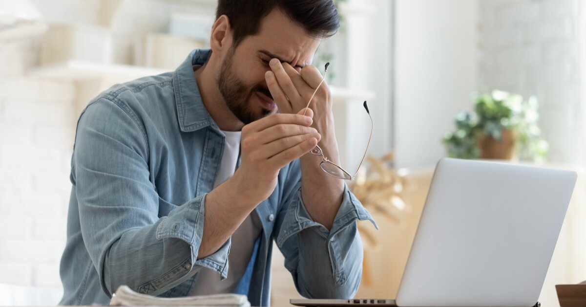 Únavový syndróm – prečo ním muži trpia, a čím je chronická únava zapríčinená?