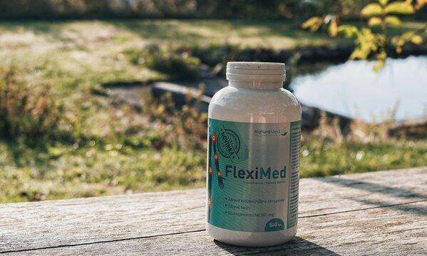 FlexiMed obsahuje všetko, čo Váš pohybový aparát potrebuje