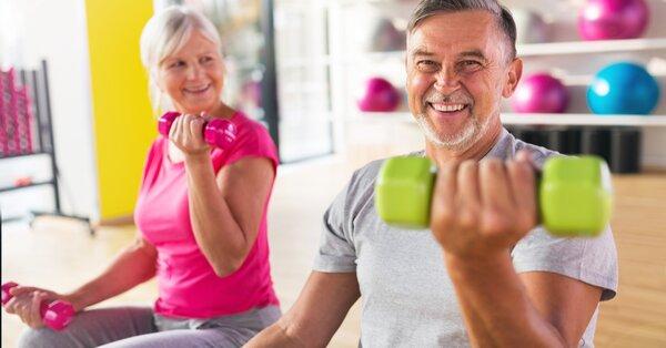 Pozor na ochabnutie svalov – venujte sa pohybu v každom veku!