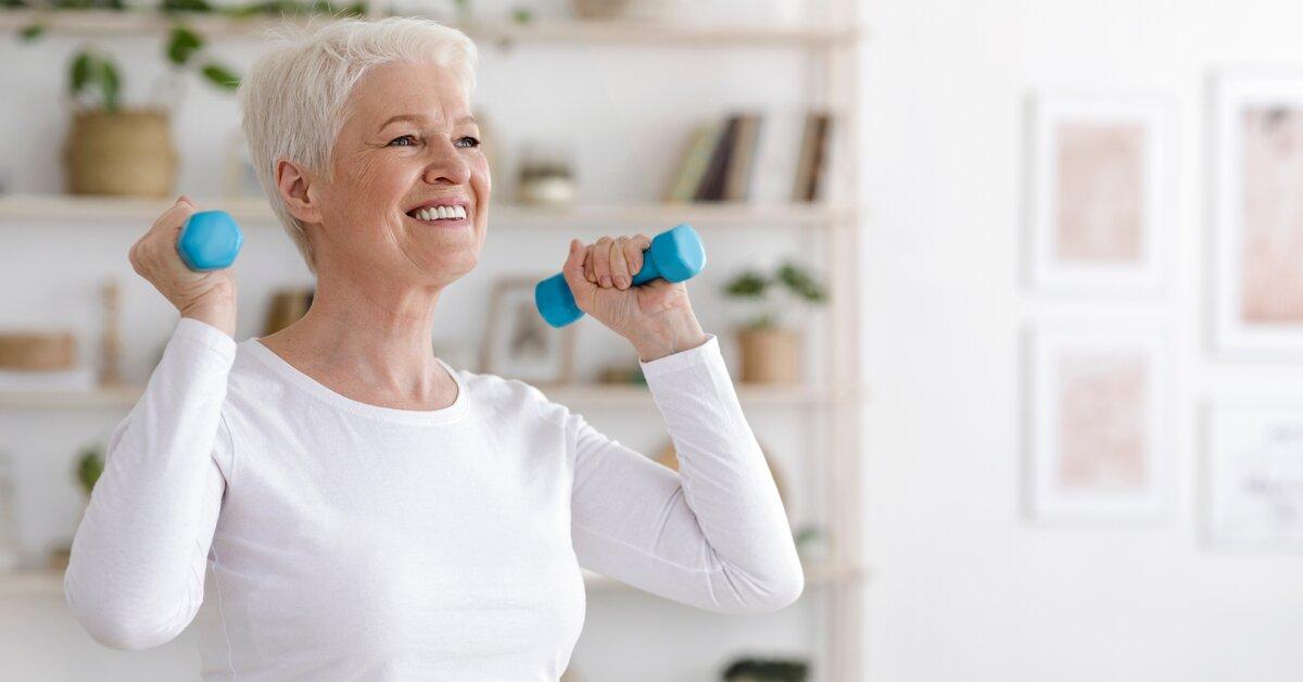 Cvičenie pre dôchodcov, ktoré vás bude baviť