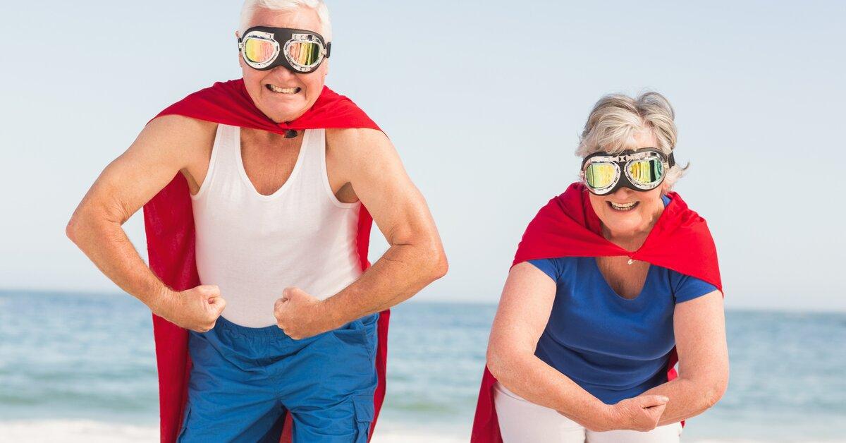 Úbytok svalovej hmoty v starobe: viete, koľko vážia vaše svaly?