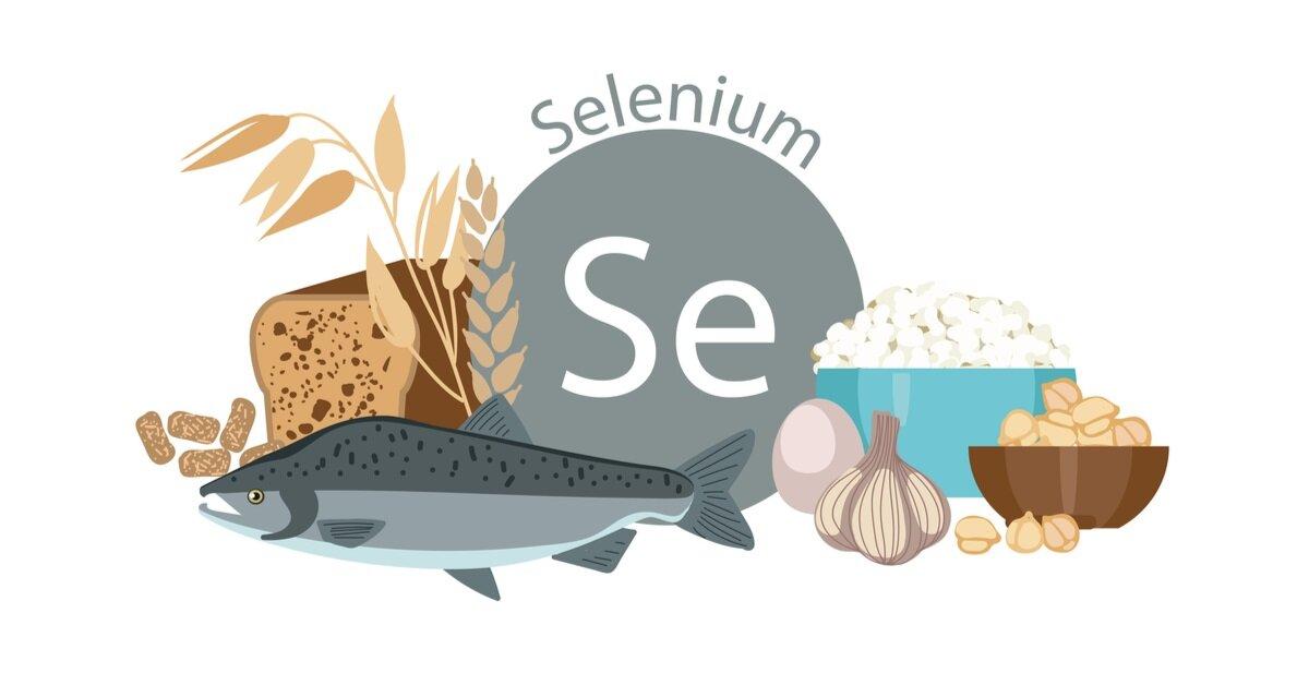 Selén: odporúčaná denná dávka závisí od vašej váhy